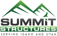 Sheds by Summit Structures Logo